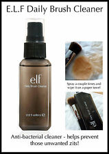 E.L.F. ELF Daily Brush Cleaner Anti-bacterial Disinfectant Sanitizer Anti Spot