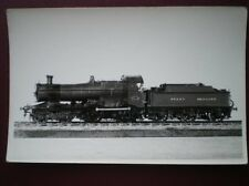 PHOTO GWR LOCO NO 3339 MODEL AT PENDON MUSEUM