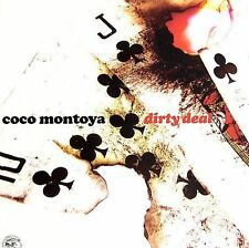 """Coco Montoya Dirty Deal CD 07"""" Blues Alligator Records New slipcase version"""