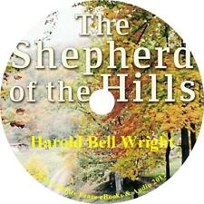The Shepherd of the Hills Ozark Love Audiobook by Harold Bell Wright on 1 MP3 CD