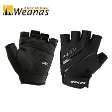 Weanas Breathable GEL Silicone Bike Bicycle Half Finger Gloves Cycling /Size-XL