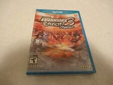 Warriors Orochi 3 Hyper  Video Game Wii U New Sealed Free Shipping