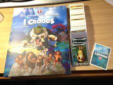 ALBUM I CROODS + Set completo di card Dreamworks Sigma + giochi e attività