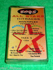 PHILIPPINES:BOYS ALL STARS MULTIPLEX,MOFFATTS,HANSON,AARON CARTER,TAPE, Cassette