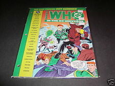 Who's Who in the DC Universe 48 Pg. Loose Leaf #11 July 1991 VFNM Lexcorp LEGION
