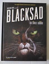 BLACKSAD HC #1 Juan Diaz Canales, Juanjo Guarnido Hard-Cover 2010 Dark Horse