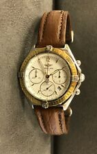 Breitling Chrono Callisto Serie Speciale Two Tone Swiss Made Wrist Watch D55046