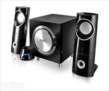 2.1 Speaker System for Dell Toshiba Sony HP Acer Asus Lenova Desktop Laptop