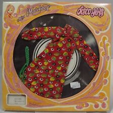 VINTAGE 1970s IN SCATOLA HASBRO Miss MATCHBOX discoteca Ragazze Bambola Outfit STRAWBERRY Fair