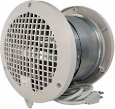 Through Wall Exhaust Fan Circulate Air Heat Room to Room Ventilation TW108