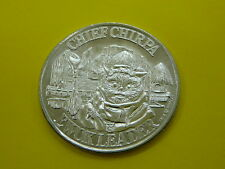 Star Wars Kenner 1985 POTF Coin Chief Chirpa Uncirculated Rare MINT AFA Ready