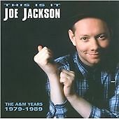 Joe Jackson - This Is It! The A&M Years (1997) Double Disc CD