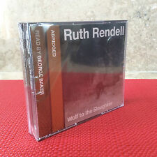 WOLF TO THE SLAUGHTER Ruth Rendell Inspector Wexford 3xCD Audiobook New & Sealed