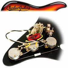 RS GUITARWORKS STRAT VINTAGE PRE-WIRED UPGRADE KIT (RS16011)