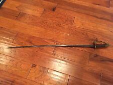 US Army Model 1872 Cavalry Sword
