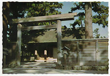 JAPAN = RP, The Grand Shrine of Ise (Gegu) in Ise-Shime Park. c.1970. Unused.