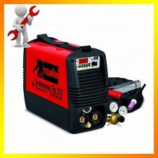 SALDATRICE TELWIN TECHNOLOGY TIG 222 AC/DC - HF/LIFT INVERTER + KIT