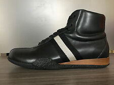 New AUTHENTIC BALLY FRENDY HIGH TOP SNEAKERS SHOES MEN'S size 12 $595