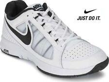 Zapatillas para hombre Nike Air Vapor Ace/Zapatos Size Uk 9 nos 10 724868 101 Blanco + Negro
