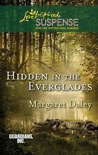 Hidden in the Everglades (Love Inspired Suspense) by Margaret Daley, Good Book