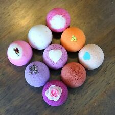BATH BOMB FIZZY Set of 9(2.5oz) Valentine Day Gift Premium Quality Gift Ready