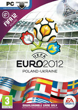 UEFA Euro 2012 - Games PC - New - Sealed