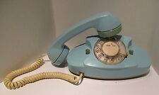 VINTAGE PRINCESS TELEPHONE 702BM Turquoise BELL SYSTEM WESTERN ELECTRIC