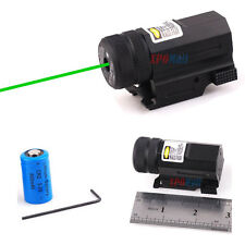 Tactical Green Laser Sight Scope for SpringField Xd 40 Xdm 3.8 Glock S&W Pistol
