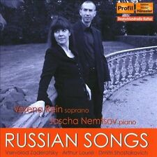 Russian Songs, New Music