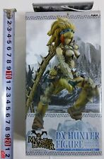 Banpresto Game Prize @ Monster Hunter DX Fencer Warrior Girl Figure @JPAN Seller