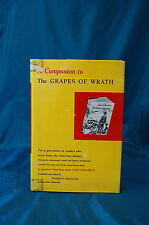 A Companion to The Grapes of Wrath edited by Warren French Viking Press 1968