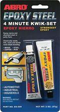 Abro Epoxy Steel Metal Resin Weld Filler Adhesive Putty - Automotive Grade 57g