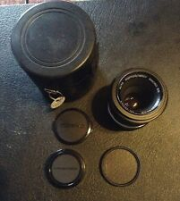 Mamiya 60mm f2.8 Macro Sekor #45959 with Case & OWASA 52mm Filter
