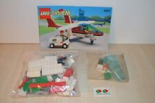 00984 LEGO Town Flight - Gas N' Go Flyer 6341 + PLAN
