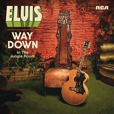 Elvis Pressley - Way down in the Jungle Room 2 CD Collection Free UK P+P