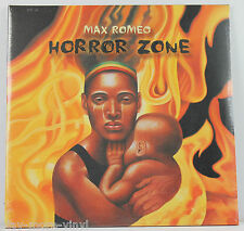 MAX ROMEO Horror Zone 2LP 180g UK 2016 Nu Roots Mint/Sealed!  Lee Scratch Perry
