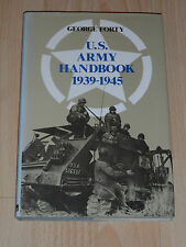 U.S. ARMY 1939-1945 by GEORGE FORTY Ian Allan Publications