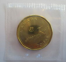 2017 CANADA $1 DOLLAR PROOF-LIKE LOONIE COIN SEALED IN CELLO - A
