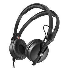 SENNHEISER-HD 25 PLUS BLACK