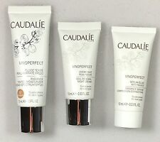 CAUDALIE Vinoperfect Deluxe Sample Set New