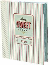 Recipe Journals: Home Sweet Home 4 (2014, Hardcover)