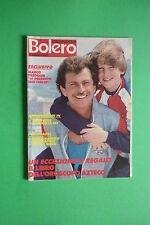 BOLERO N.1933/1984 RACHEL WARD DAVID BOWIE MARCO PREDOLIN BRIGITTE BARDOT
