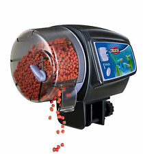 Automatic Food Dispenser for Fish Flake Food or Granules Aquarium Auto Feeder