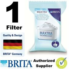 BRITA New Maxtra Water Filter Replacement Refill Jug Cartridge (1 Pack)