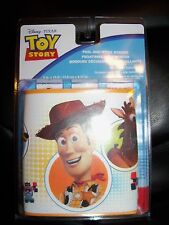 New TOY STORY PEEL AND STICK WALLPAPER BORDER Buzz Lightyear Woody Wall Decor