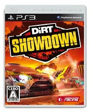 USED DiRT Showdown Japan Import PS3