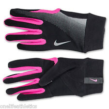 New Nike Women's Thermal Tech  Running Gloves Sz medium exercise