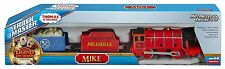 MIKE TRACKMASTER REVOLUTION ENGINE TRAIN FISHER PRICE THOMAS TANK ENGINE TRACK