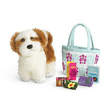 American Girl KANANI'S Doll ACCESSORIES Barksee DOG tote CAMERA for Kanani +