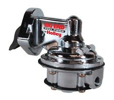 NEW SB Chevy HOLLEY Mechanical Street Fuel Pump 80 GPH 7.5 PSI